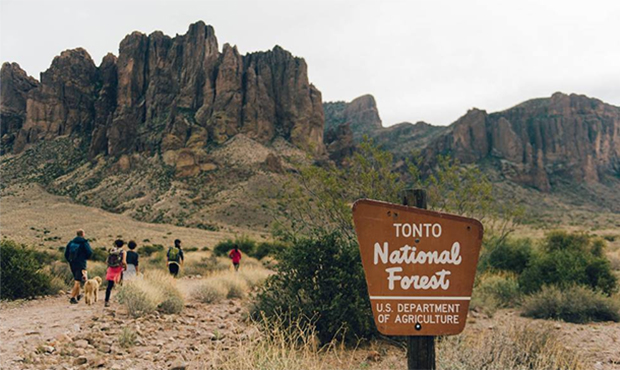 Photo of Officials closing Tonto National Forest on July 2 due to wildfire concerns; some lakes, roads still accessible