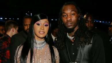 Photo of Cardi B and Offset of Migos filing for divorce after 3 years of marriage